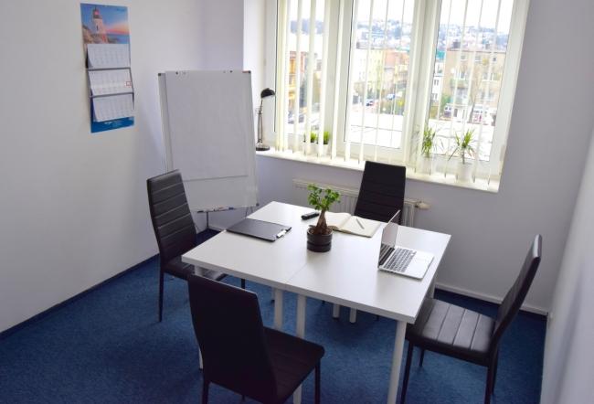 sala do spotkań z klientami gdynia